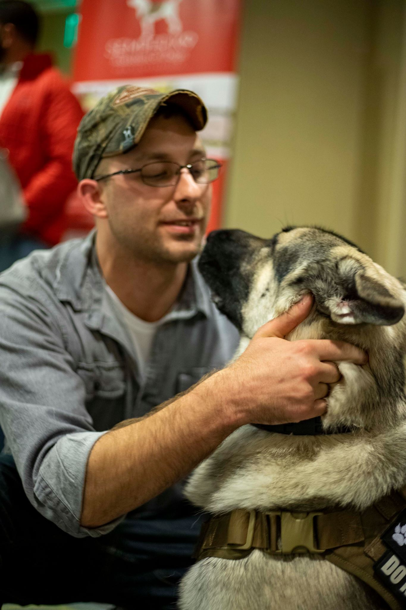 Apply for a Service Dog - Semper K9 - Service Dogs for Veterans