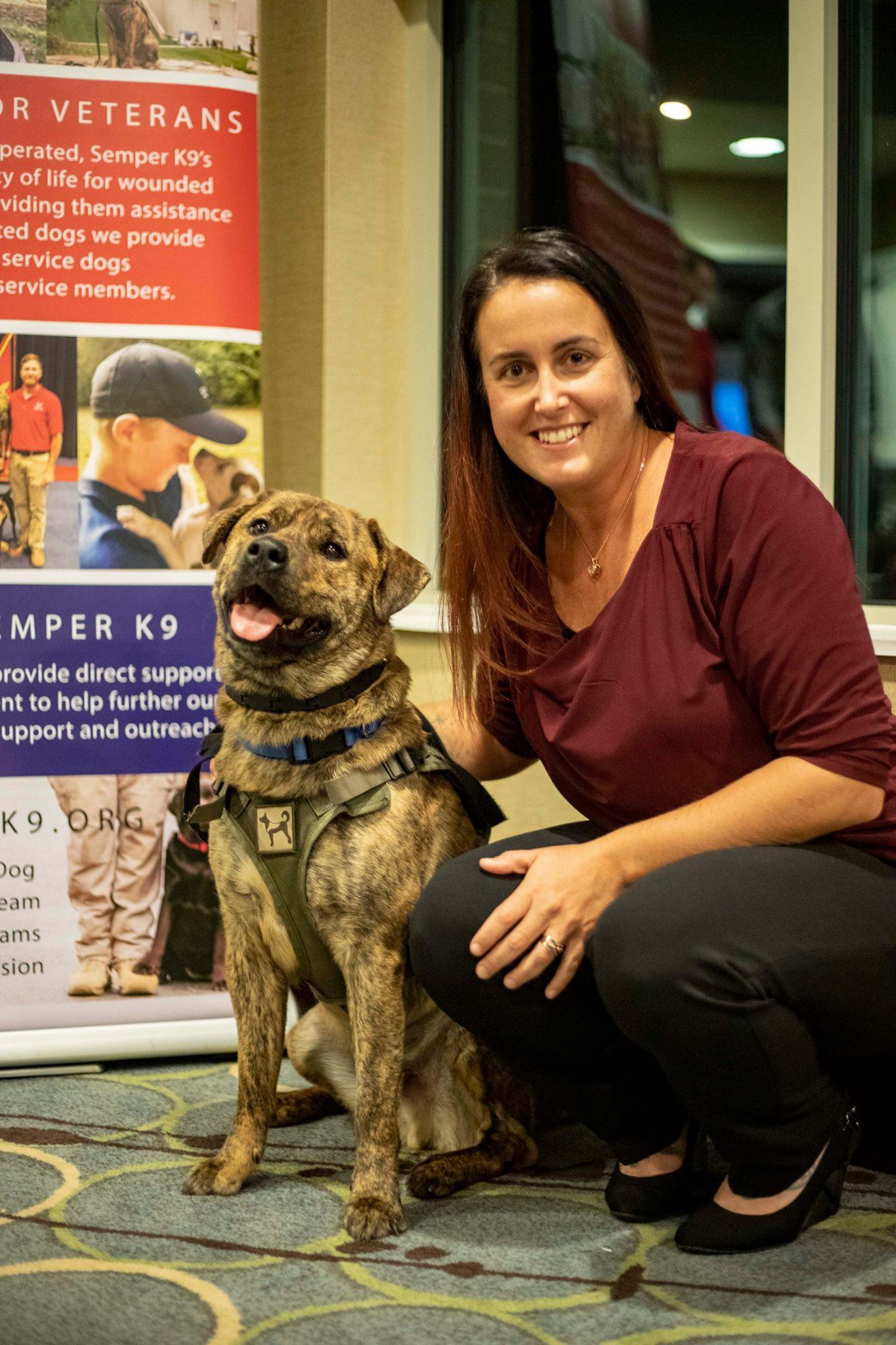 Name A Service Dog - Semper K9 - Service Dogs for Veterans