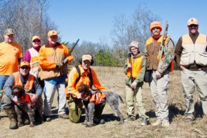 Semper K9 Upland Bird Hunt for Veterans with USMC Maj Jim Land